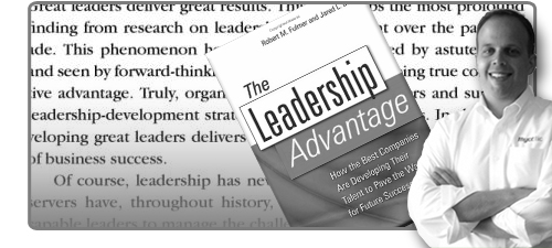 Jimmy Bosse: Book Review of The Leadership Advantage