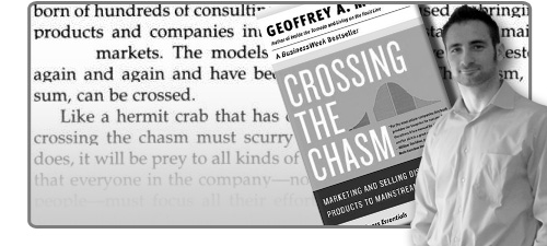 Josh Frankel: Review of Crossing the Chasm