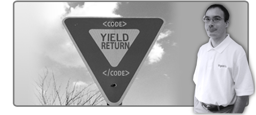 David Cooksey: Using code yield return